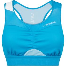 La Sportiva Captive Biustonosz sportowy Kobiety, neptune/pacific blue